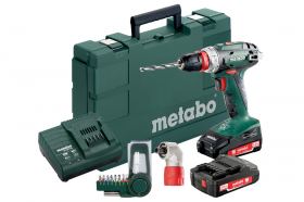 Набір METABO BS 18 Quick